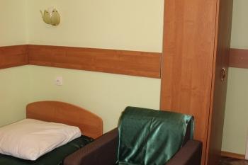 1-но комнатный 1-но местный с кондиционером